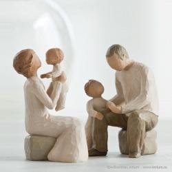 Семейная композиция №14, Willow Tree