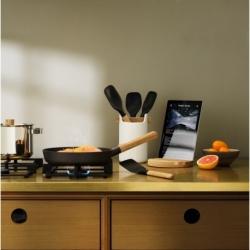 Лопатка Nordic Kitchen черная, Eva Solo
