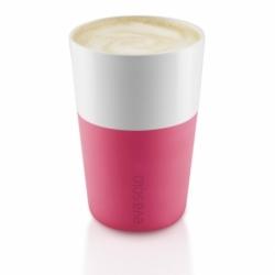 Чашки для латте Eva Solo 2 шт 360 мл розовые