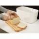 Хлебница Joseph Joseph пластиковая с разделочной доской белая, Joseph Joseph