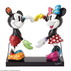 Фигурка Микки и Минни / Mickey & Minnie Mouse Figurine