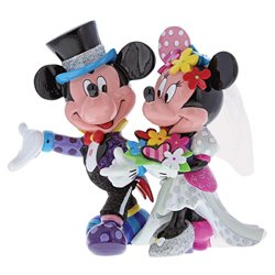 Фигурка Микки и Минни свадьба / Mickey & Minnie Mouse Wedding