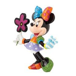 Фигурка Минни Маус с цветами / Minnie Mouse With Flowers Figurine