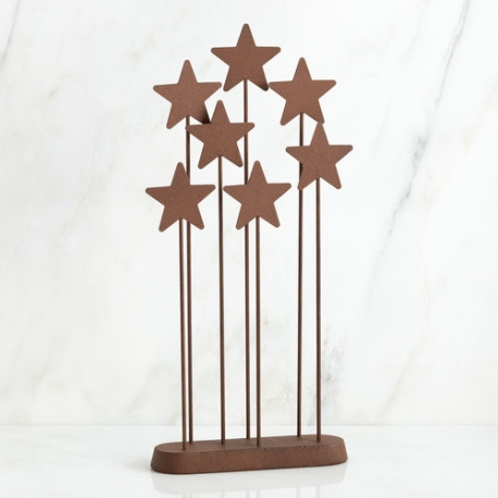 Статуэтка Willow Tree Металические звезды (Metal Star Backdrop)