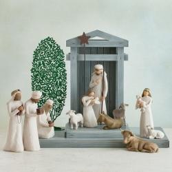 Статуэтка Willow Tree Рождественский вертеп (Creche)