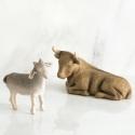 Статуэтка Willow Tree Бык и коза (Ox&Goat)