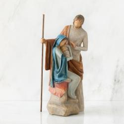 Статуэтка Willow Tree Святое семейство Богородица с Христом (The Holy Family)