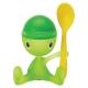 Держатель для яйца Cico зеленый