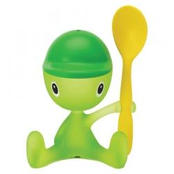 Держатель для яйца Cico зеленый, Alessi
