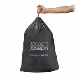Пакеты для мусора iw6 30л экстра прочные (20 шт), Joseph Joseph