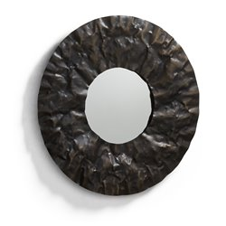 Зеркало Karlo металлическое, La Forma (ex Julia Grup)