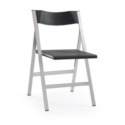 Складной стул Fargo черный, La Forma (ex Julia Grup)