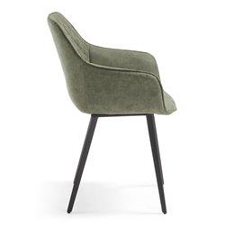 Кресло Aminy зеленое, La Forma (ex. Julia Grup)