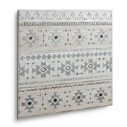 Изображение DAREEN 80x80 ручная роспись на холсте AA2699, La Forma (ex. Julia Grup)