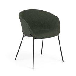 Кресло Zadine зеленое, La Forma (ex Julia Grup)