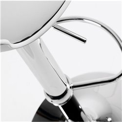 Барный стул Amari белый, La Forma (ex Julia Grup)