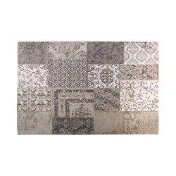 Ковер Spiros 160x230 синелитовый серый, La Forma (ex. Julia Grup)