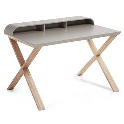 Письменный стол Success серый C285L14, La Forma (ex. Julia Grup)