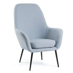 Кресло Valeria синее, La Forma (ex Julia Grup)