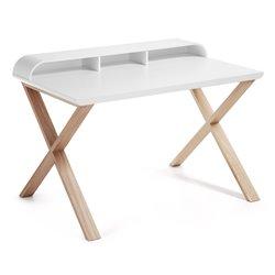 Письменный стол Success белый C285L05, La Forma (ex. Julia Grup)