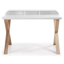 Письменный стол Success белый C285L05, La Forma (ex Julia Grup)