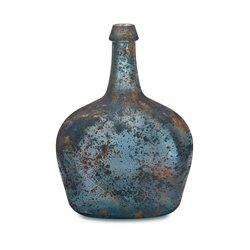 Ваза BINGHAM 6850cc стекло синее, La Forma (ex Julia Grup)