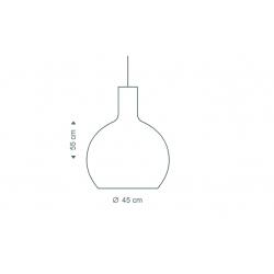Подвесной светильник Octo 4241, Secto Design