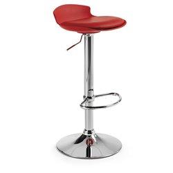 Барный стул Amari красный, La Forma (ex Julia Grup)