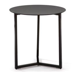 Столик Marae черный, La Forma (ex Julia Grup)