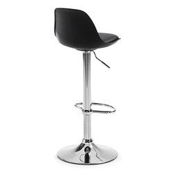 Барный стул Orlando черный, La Forma (ex Julia Grup)