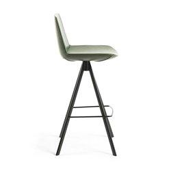 Барный стул ZAST зеленый, La Forma (ex Julia Grup)