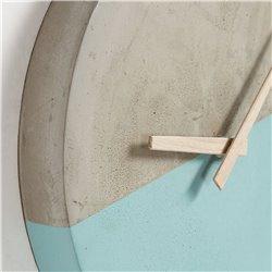 Часы настенные Slane бетон, La Forma (ex Julia Grup)