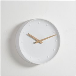 Часы настенные Wanu белые, La Forma (ex Julia Grup)