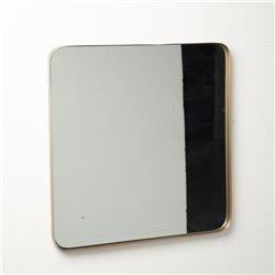 Зеркало Marcus 60x60 золото, La Forma (ex Julia Grup)