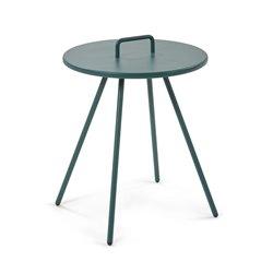 Приставной столик Accost зеленый, La Forma (ex Julia Grup)