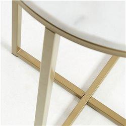 Приставной столик Sheffield Ø 43, La Forma (ex Julia Grup)