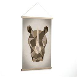Картина Nomand rhino, La Forma (ex Julia Grup)