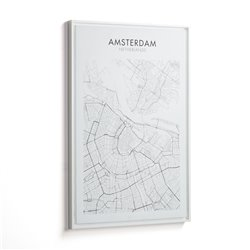 Картина Uptown Amsterdam, La Forma (ex Julia Grup)