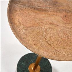 Деревянный столик Lleyton, La Forma (ex Julia Grup)