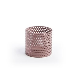 Подсвечник металлический Erran розовый, La Forma (ex Julia Grup)