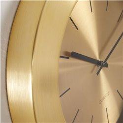 Часы настенные Meyers золото, La Forma (ex Julia Grup)