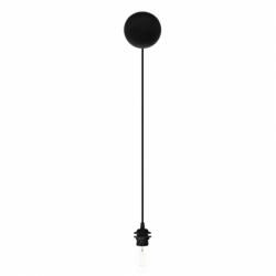 Набор для подключения Cannonball (шнур-подвес) черный, VITA Copenhagen