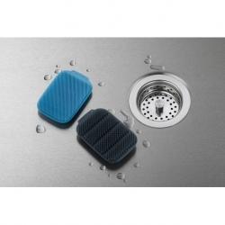 Набор из 2 малых щеток для мытья посуды cleantech синий/серый, Joseph Joseph