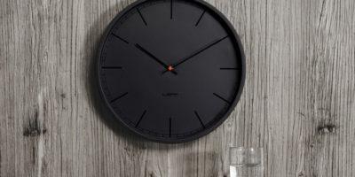 Бесшумные настенные часы