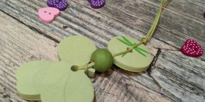 Арома брелок от Esteban В тени зеленых деревьев