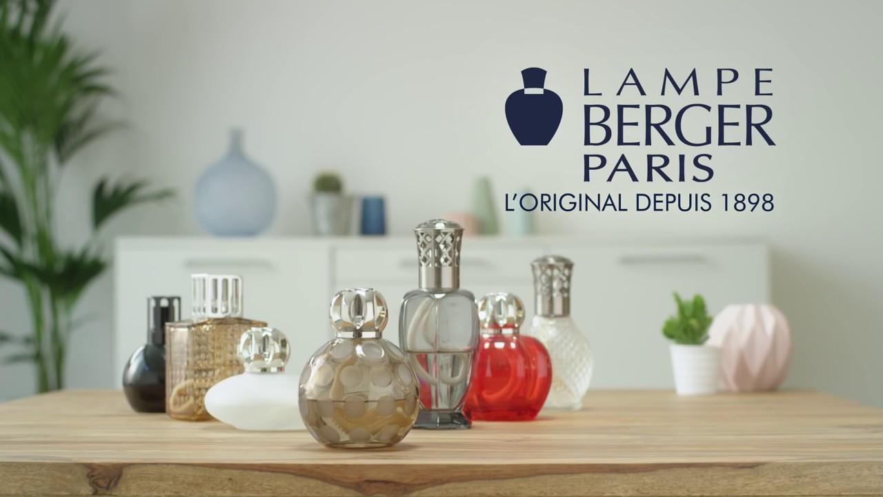 Разнообразие стилей и форм флаконов Lampe Berger