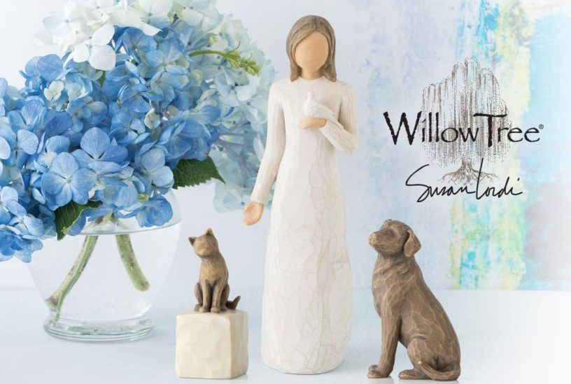 Статуэтки Willow Tree