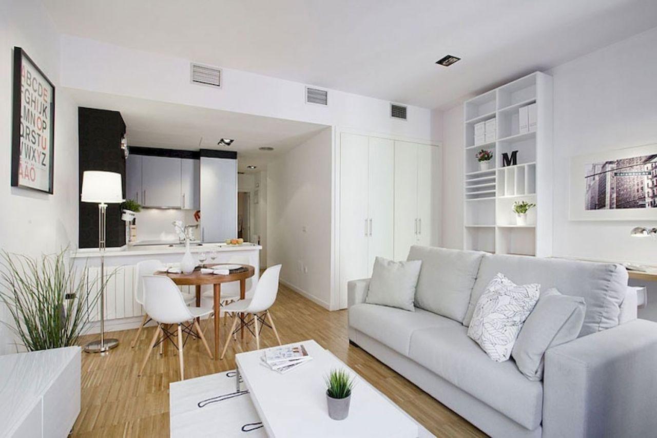 Desain Ruang Tamu Kecil Minimalis Sederhana 45