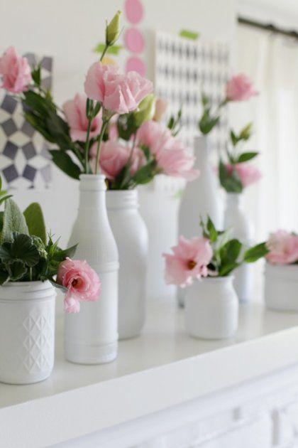 Эмалевая ваза